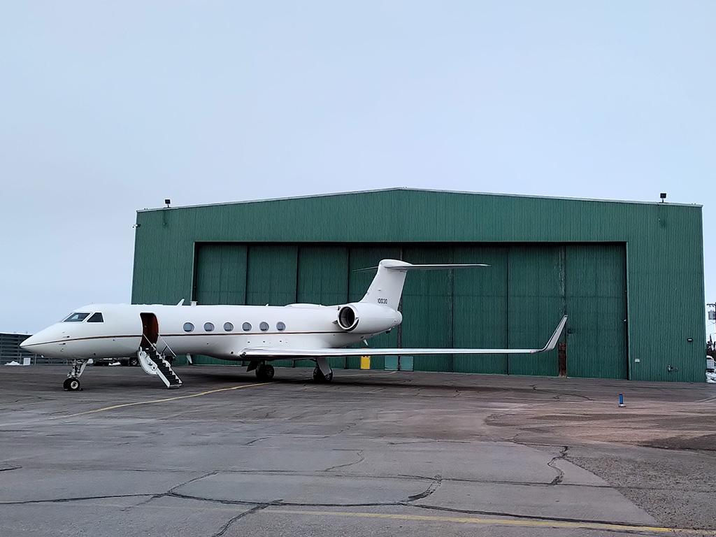 NORAD Gulfstream 4