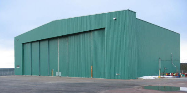 ILS operates Canada's only commercial, 24 hour, fully secure hangar north of the Arctic Circle.