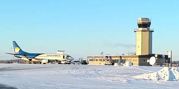 A $150 million dollar upgrade is now underway that will extend and modernize the runway in order to accommodate expanded operations by RCAF and NORAD.