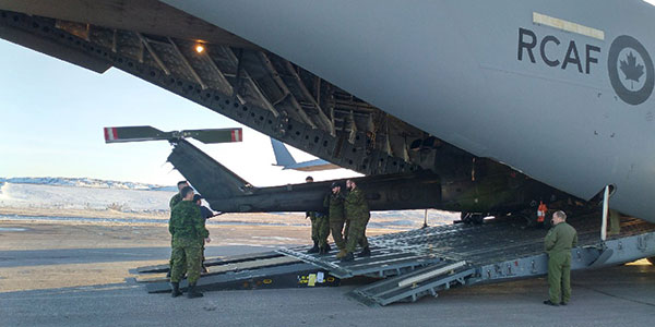 The Royal Canadian Air Force (RCAF) is a part of National Defence and the Canadian Armed Forces.